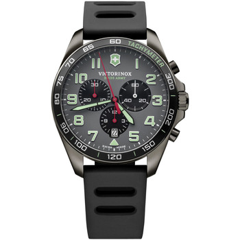 Relojes & Joyas Hombre Relojes analógicos Victorinox 241891, Quartz, 41mm, 10ATM Negro
