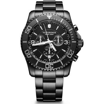 Relojes & Joyas Hombre Relojes analógicos Victorinox 241797, Quartz, 43mm, 10ATM Negro
