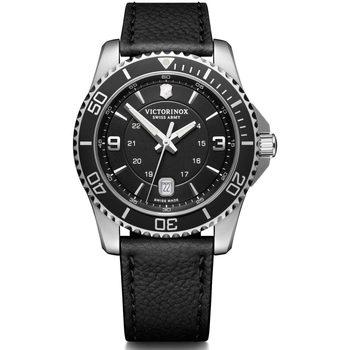 Relojes & Joyas Hombre Relojes analógicos Victorinox 241862, Quartz, 41mm, 10ATM Plata
