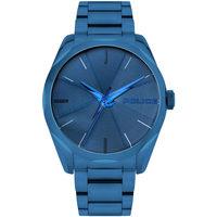 Relojes & Joyas Hombre Relojes analógicos Police PL15712JSBL.03M, Quartz, 44mm, 3ATM Azul