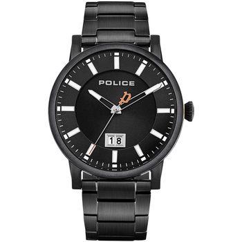 Relojes & Joyas Hombre Relojes analógicos Police PL15404JSB.02M, Quartz, 42mm, 3ATM Negro