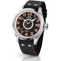 Relojes & Joyas Hombre Relojes analógicos Tw-Steel TW965, Quartz, 45mm, 10ATM Plata