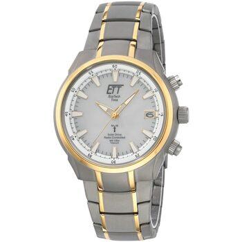 Relojes & Joyas Hombre Relojes analógicos Ett Eco Tech Time EGT-11337-51M, Quartz, 42mm, 10ATM Gris