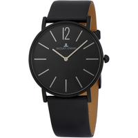 Relojes & Joyas Hombre Relojes analógicos Jacques Lemans 1-2030I, Quartz, 40mm, 5ATM Negro