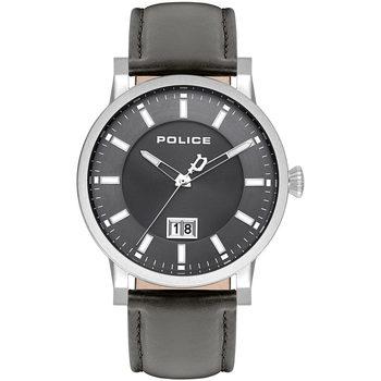 Relojes & Joyas Hombre Relojes analógicos Police PL15404JS.13, Quartz, 42mm, 3ATM Plata