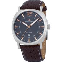 Relojes & Joyas Hombre Relojes analógicos Jacques Lemans 1-1943D, Quartz, 42mm, 10ATM Plata