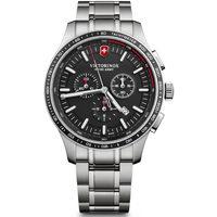 Relojes & Joyas Hombre Relojes analógicos Victorinox 241816, Quartz, 44mm, 10ATM Plata