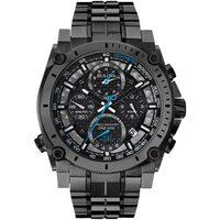 Relojes & Joyas Hombre Relojes analógicos Bulova 98B229, Quartz, 46mm, 30ATM Negro