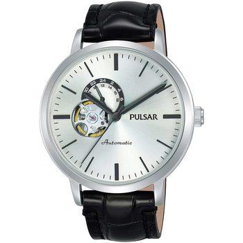 Relojes & Joyas Hombre Relojes analógicos Pulsar P9A005X1, Automatic, 42mm, 5ATM Plata