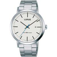 Relojes & Joyas Hombre Relojes analógicos Lorus RH991JX9, Quartz, 40mm, 5ATM Plata
