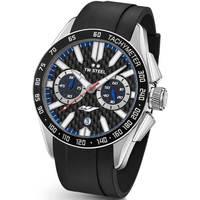 Relojes & Joyas Hombre Relojes analógicos Tw-Steel GS1, Quartz, 42mm, 10ATM Plata