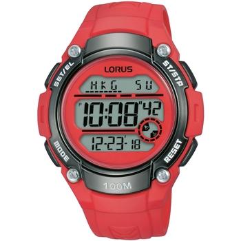 Relojes & Joyas Hombre Relojes digitales Lorus R2343MX9, Quartz, 46mm, 10ATM Rojo