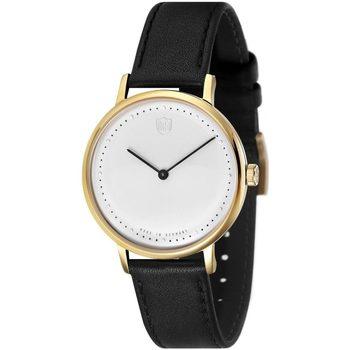 Relojes & Joyas Hombre Relojes analógicos Dufa DF-9020-03, Quartz, 38mm, 3ATM Oro