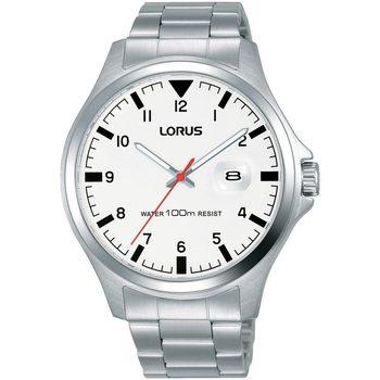 Relojes & Joyas Hombre Relojes analógicos Lorus RH965KX9, Quartz, 42mm, 10ATM Plata