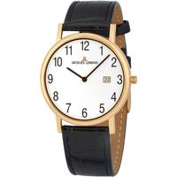 Relojes & Joyas Hombre Relojes analógicos Jacques Lemans 1-1848D, Quartz, 39mm, 5ATM Oro