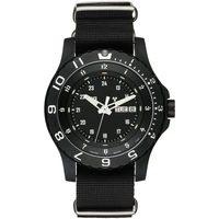 Relojes & Joyas Hombre Relojes analógicos Traser H3 100269, Quartz, 45mm, 20ATM Negro