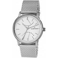 Relojes & Joyas Hombre Relojes analógicos Jacques Lemans N-218F, Quartz, 40mm, 5ATM Plata