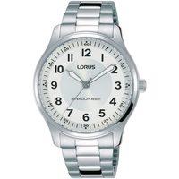 Relojes & Joyas Hombre Relojes analógicos Lorus RG217MX9, Quartz, 36mm, 5ATM Plata
