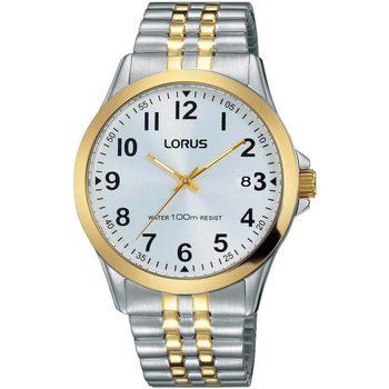 Relojes & Joyas Hombre Relojes analógicos Lorus RS972CX9, Quartz, 38mm, 10ATM Plata