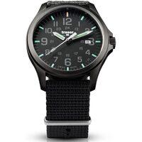 Relojes & Joyas Hombre Relojes analógicos Traser H3 107422, Quartz, 42mm, 10ATM Negro