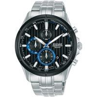 Relojes & Joyas Hombre Relojes analógicos Pulsar PM3161X1, Quartz, 43mm, 10ATM Plata