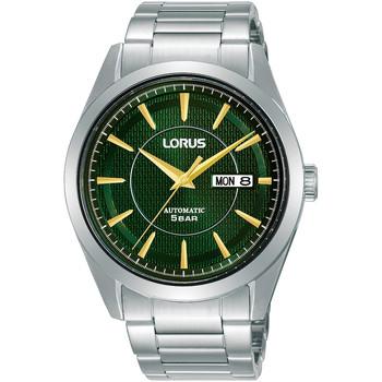 Relojes & Joyas Hombre Relojes analógicos Lorus RL439AX9, Automatic, 42mm, 5ATM Plata