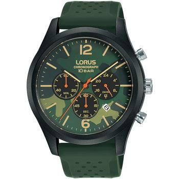 Relojes & Joyas Hombre Relojes analógicos Lorus RT399HX9, Quartz, 44mm, 10ATM Negro