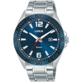 Relojes & Joyas Hombre Relojes analógicos Lorus RH913NX9, Quartz, 42mm, 5ATM Plata