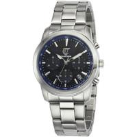 Relojes & Joyas Hombre Relojes analógicos Ett Eco Tech Time EGS-12073-31M, Quartz, 41mm, 10ATM Plata