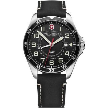 Relojes & Joyas Hombre Relojes analógicos Victorinox 241895, Quartz, 42mm, 10ATM Plata