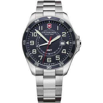 Relojes & Joyas Hombre Relojes analógicos Victorinox 241896, Quartz, 42mm, 10ATM Plata