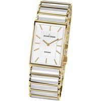 Relojes & Joyas Mujer Relojes analógicos Jacques Lemans 1-1858D, Quartz, 22mm, 5ATM Oro