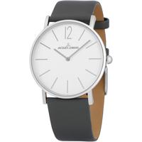 Relojes & Joyas Mujer Relojes analógicos Jacques Lemans 1-2030C, Quartz, 40mm, 5ATM Plata