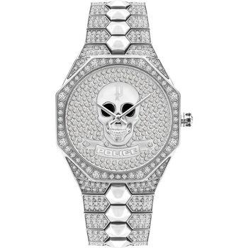 Relojes & Joyas Mujer Relojes analógicos Police PL16027BS.04M, Quartz, 36mm, 3ATM Plata