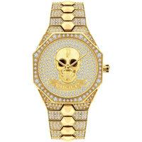Relojes & Joyas Mujer Relojes analógicos Police PL16027BSG.22M, Quartz, 36mm, 3ATM Oro