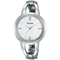 Relojes & Joyas Mujer Relojes analógicos Pulsar PH8203X1, Quartz, 33mm, 3ATM Plata