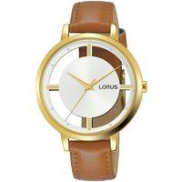 Relojes & Joyas Mujer Relojes analógicos Lorus RG294PX9, Quartz, 36mm, 5ATM Oro