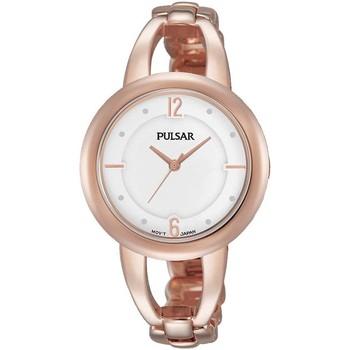 Relojes & Joyas Mujer Relojes analógicos Pulsar PH8208X1, Quartz, 33mm, 3ATM Oro