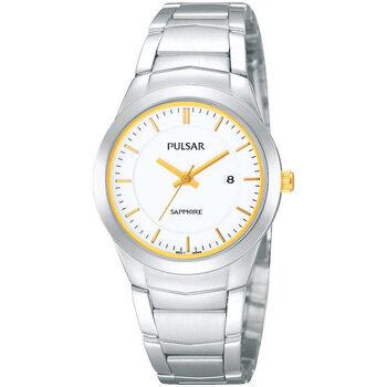Relojes & Joyas Mujer Relojes analógicos Pulsar PH7261X1, Quartz, 30mm, 3ATM Plata