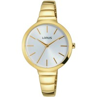 Relojes & Joyas Mujer Relojes analógicos Lorus RG216LX9, Quartz, 32mm, 5ATM Oro