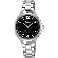 Relojes & Joyas Mujer Relojes analógicos Pulsar PH8185X1, Quartz, 30mm, 3ATM Plata
