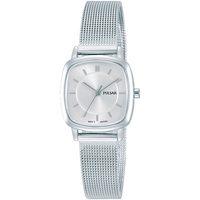 Relojes & Joyas Mujer Relojes analógicos Pulsar PH8375X1, Quartz, 23mm, 3ATM Plata