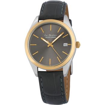 Relojes & Joyas Mujer Relojes analógicos Jacques Lemans LP-132C, Quartz, 34mm, 10ATM Plata