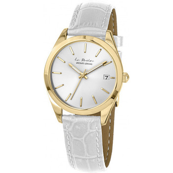 Relojes & Joyas Mujer Relojes analógicos Jacques Lemans LP-132D, Quartz, 34mm, 10ATM Oro