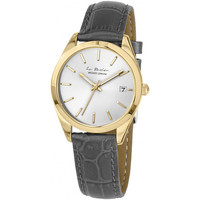 Relojes & Joyas Mujer Relojes analógicos Jacques Lemans LP-132K, Quartz, 34mm, 10ATM Oro