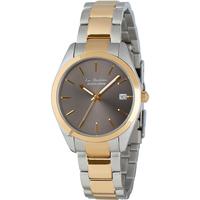 Relojes & Joyas Mujer Relojes analógicos Jacques Lemans LP-132G, Quartz, 34mm, 10ATM Oro