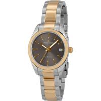 Relojes & Joyas Mujer Relojes analógicos Jacques Lemans 1-2084G, Quartz, 30mm, 10ATM Oro