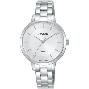 Relojes & Joyas Mujer Relojes analógicos Pulsar PH8473X1, Quartz, 32mm, 5ATM Plata