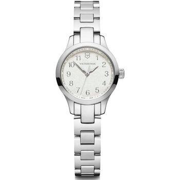 Relojes & Joyas Mujer Relojes analógicos Victorinox 241840, Quartz, 28mm, 10ATM Plata
