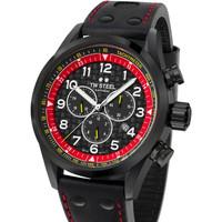 Relojes & Joyas Hombre Relojes analógicos Tw-Steel SVS303, Quartz, 48mm, 10ATM Negro